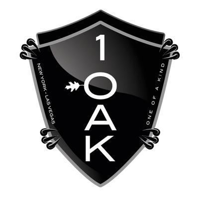 1 Oak Nightclub Las Vegas logo.