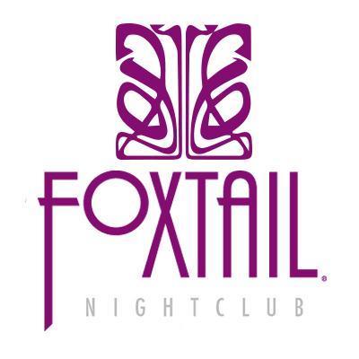 Foxtail Nightclub Las Vegas logo.