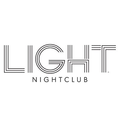 Light Nightclub Las Vegas logo.