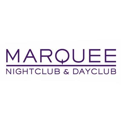 Marquee Nightclub Las Vegas logo.