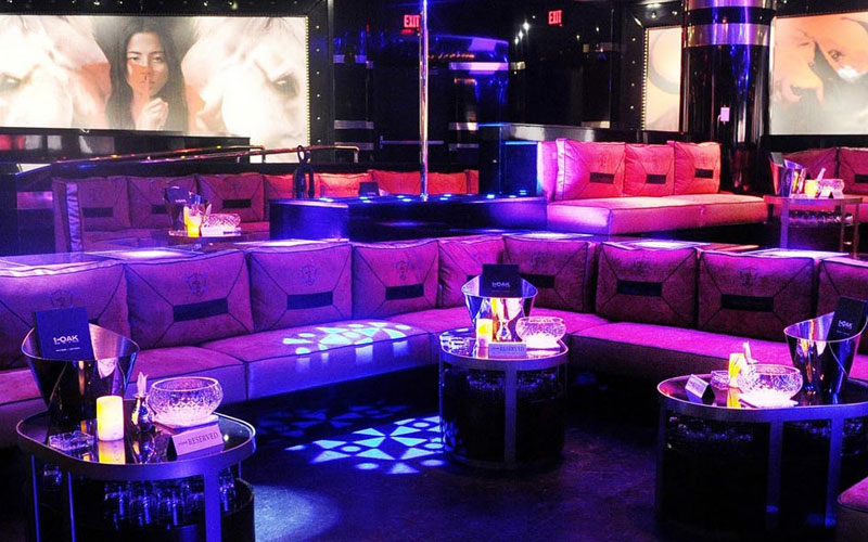 1 OAK Nightclub Las Vegas.