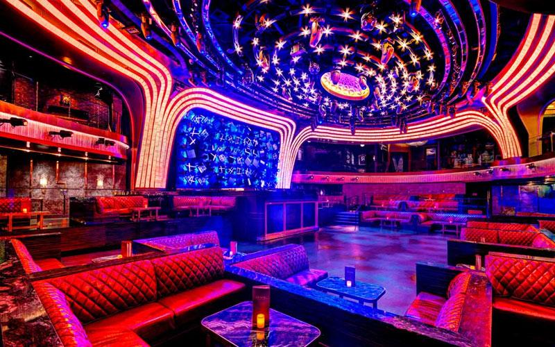 Vegas Clubs