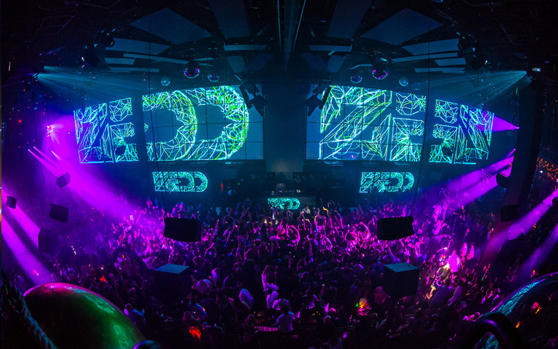 Add names to the guestlist at Light Nightclub.