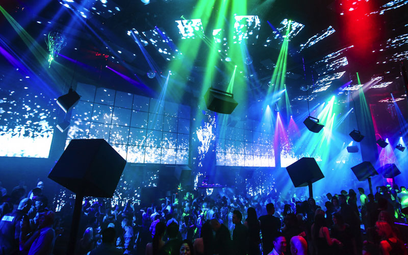 Submit your names to the guestlist at Light Nightclub.