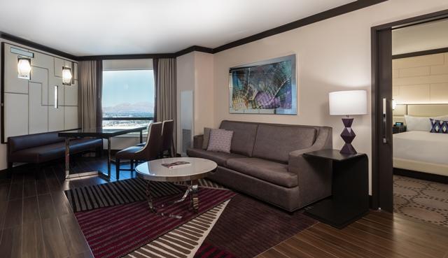 harrahs executive suite